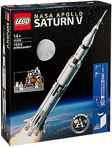 Lego 21309 - NASA Apollo Saturn V: Amazon.de: Spielzeug
