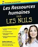 Telecharger Livres Les Ressources humaines pour les nuls (PDF,EPUB,MOBI) gratuits en Francaise