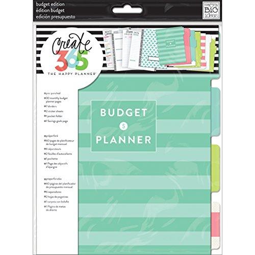 Me & My Big Ideas Pack d'extension budgétaire Classique, Multicolore.