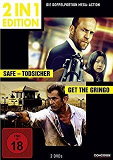 Safe - Todsicher/Get the Gringo (2 in 1 Edition) [2 DVDs]