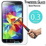 Generic AMversio2015073 Film de Protection d'écran en verre trempé pour Samsung Galaxy S4
