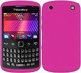 Muvit MURUB0030 Coque en silicone pour BlackBerry Curve 9360 Rose