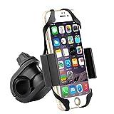 Fahrrad Handyhalterung, Phetium Universal Smartphone Handyhalter Fahrrad Verstellbar für iPhone 7 6S/6S Plus 6/6Plus 5S/4S Samsung Galaxy S5/S4/S3 und GPS