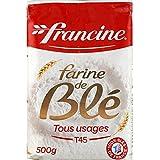 francine Farine de blé tous usages - ( Prix Unitaire ) - Envoi Rapide Et Soignée
