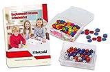 Betzold 754756 - Rechenspaß mit dem Schulwürfel - Komplett Set - Mathematik Grundschule