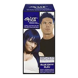 Splat - Kit de coloration permanente - Blue Envy