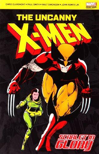 The uncanny X-Men. Scarlet in glory