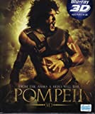 Blu-Ray Pompeii 3D (Also Play in 2D) Kit Harington, Emily Browning