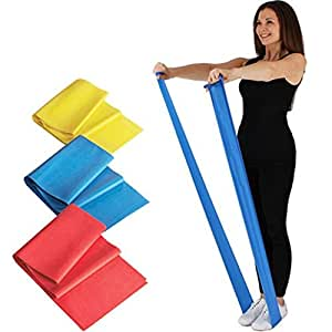 Resistance Exercise Band - 1.5M or 2M - Pilates
