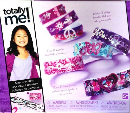 Totally Me Slap Bracelets by Toys R Us