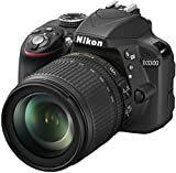 Nikon D3300 SLR-Digitalkamera TFT-LCD-Display