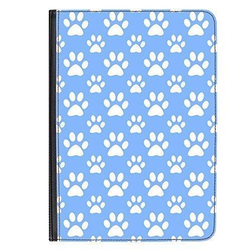 Blue Paw Prints Hülle für Universal Tablet 7