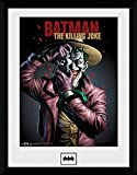 DC Comics GB Eye LTD, Batman Comic, Kiling Joke Portrait, Photographie encadrée 30 x 40 cm