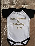 First mother's Day outfit, 1st mother's Day baby, baby mothers day outfit, my first mother's Day gift