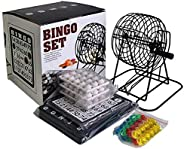 HAPPYTOYS Complete BINGO Game Manual American Bingo Game Machine