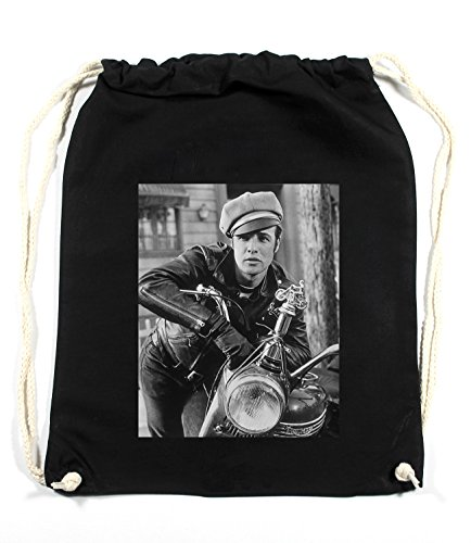 Brando Bike Sac De Gym Noir Certified Freak