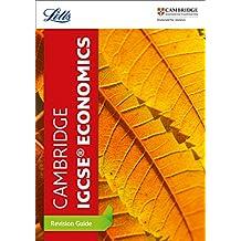 Cambridge IGCSE™ Economics Revision Guide (Letts Cambridge IGCSE™ Revision) (Letts Cambridge IGCSE (TM) Revision)