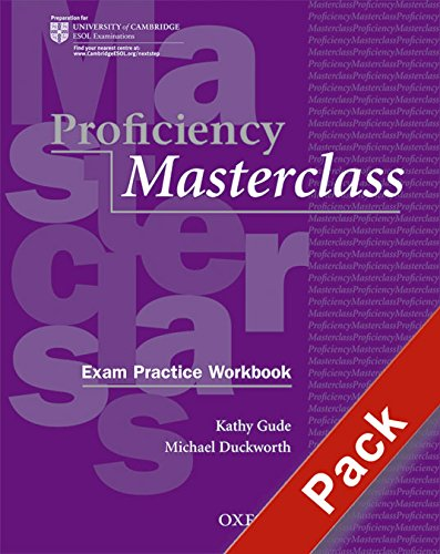 Proficiency Masterclass: Workbook Without Answer Key CD 2ª Edición: Workbook Pack Without Key