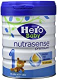 Hero Baby, Leche de iniciación - 2 de 800 gr. (Total 1600 gr.)