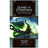 Fantasy Flight Games FFGD2357 Game of Thrones: LCG 2 Ed. -Tyrions Kette Kapitel-Pack Krieg der 5 Könige 6 DEUTSCH