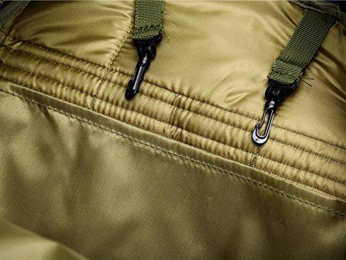 HCLHWYDHCLHWYD-Zaino Outdoor combinazione uomini borsa da viaggio di grande capienza sacchetto impermeabile zaino e donne Ma Lasong di fondo che guidano zaino , 1 5