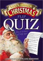 Let's Have a Christmas Flip Quiz