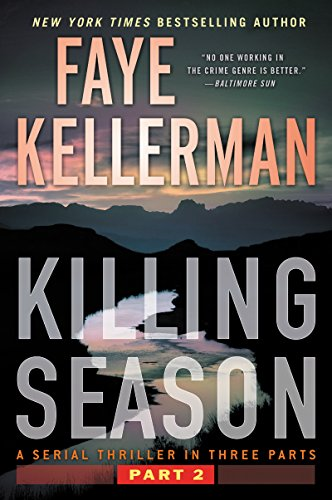 Killing Season Part 2 (A Serial Thriller in Three Parts) (English Edition)