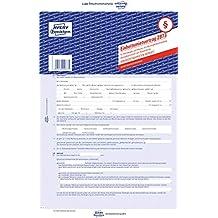 Suchergebnis Auf Amazonde Für Mietvertrag Vordruck Bürobedarf