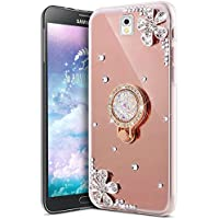 Galaxy Note 3 Hülle,Galaxy Note 3 Schutzhülle,KunyFond Glitzer Silikon Spiegel Hülle Bling Glänzend Glitter Diamant... preisvergleich bei billige-tabletten.eu
