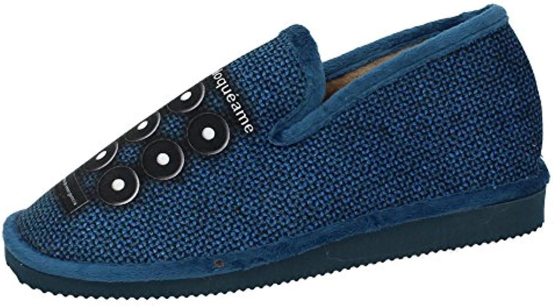 Gema Garcia 2025-2 Chinelas MÓVIL Azul Hombre Zapatillas CASA