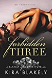 Forbidden Three: A Blakely After Dark Novella (The Forbidden Series Book 4)