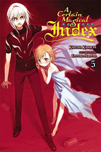 A Certain Magical Index, Vol. 5 (light novel) por Kazuma Kamachi