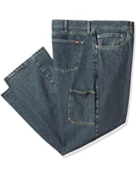 Timberland PRO Men's Plus Size Grit-N-Grind Denim Work Pant