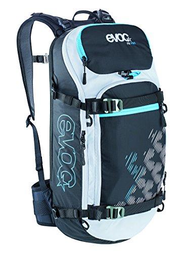 EVOC Damen Protektor Rucksack FR Pro Black-White