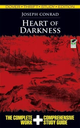Heart of Darkness Thrift Study Cover Image
