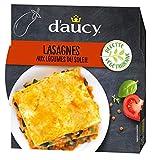 d'aucy Lasagnes aux Légumes du Soleil 320 g