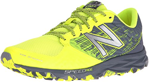 50038f30ea3 T690 V2 Trail Mens Running Shoes - Volt/Grey - size Size 11