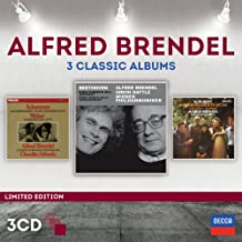 Alfred Brendel - Three Classic Albums