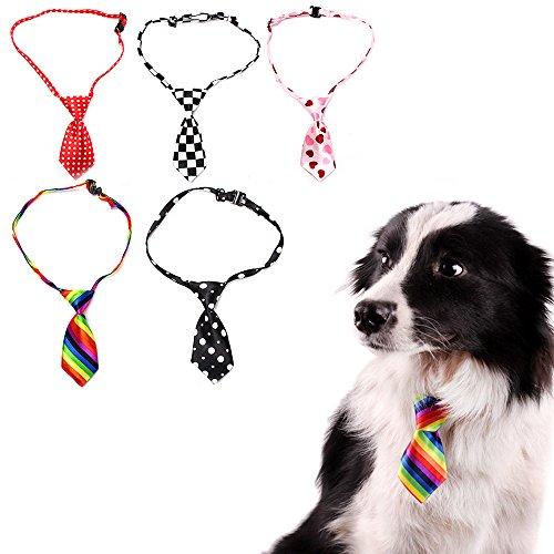 Corbata para Mascota Colores Mezclados