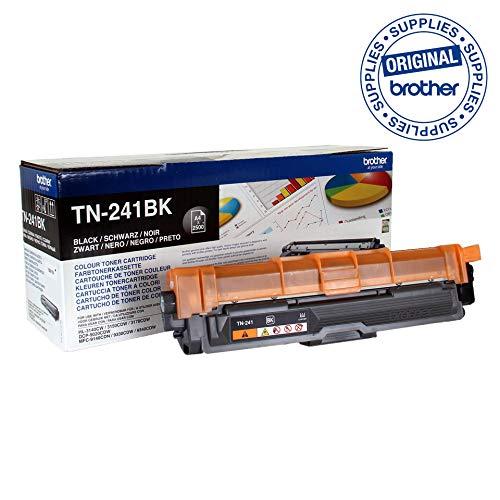 TONER, TN241, BLACK, 2.5K, BROTHER --- Cartridge Original Type Number:TN241BK --- SVHC:No SVHC (17-Dec-2014) --- Colour:Black