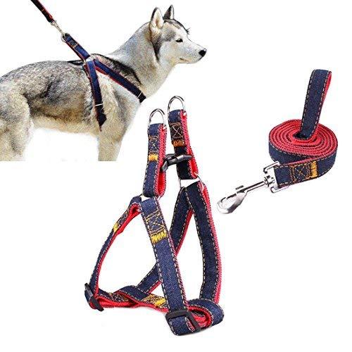 CUGLB correas para mascotas, le proporciona la solución de los beneficios bramando: 1: correas para mascotas usted y su mascota se conectan, hacen que el maestro si se encuentra en waling, correr, trotar o el senderismo. 2: Es una gran herramienta a ...