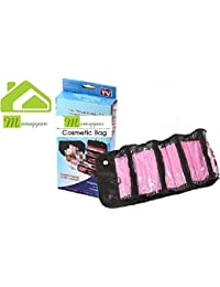 Manogyam RNG 4 In 1 Travel Buddy Cosmetic Shaving Toiletry Bag Jewellery Storage Organizer