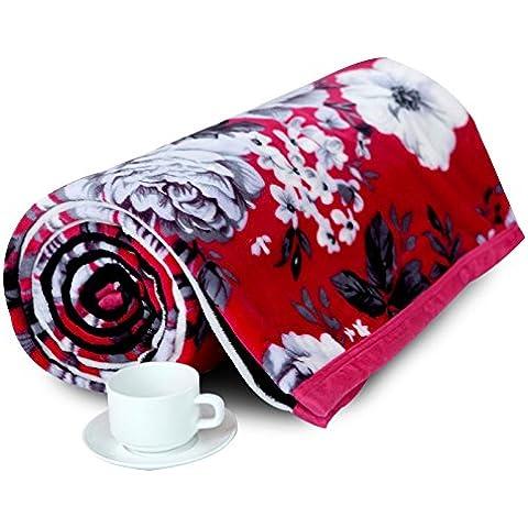 Manta siesta ocio y 1,5 m de lado caliente de manta