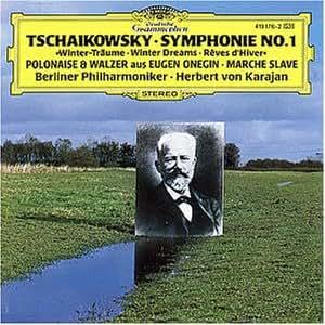 Sinfonie 1/Slawischer Marsch