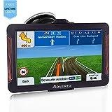 Aonerex Car Sat Nav GPS Navigation System 7 inch HD Touch Screen, Satellite