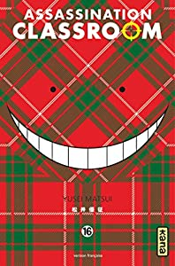 "Afficher ""Assassination classroom n° 16"""