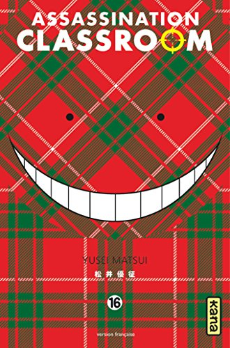 Assassination classroom, tome 16