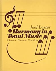 Harmony in Tonal Music by Joel Lester (1982-07-03)