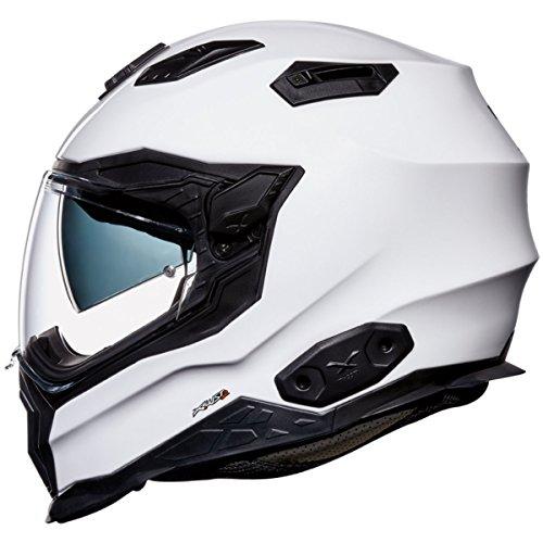 Moto Nexx X  WST 2 Uni casque Blanc M