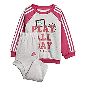 adidas Unisex Baby Graphic Jogger French Terry Trainingsanzug